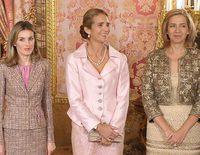 Guerra de cuñadas reales: la tensa relación entre la Reina Letizia y las Infantas Elena y Cristina