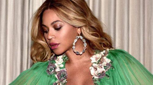 Beyoncé y Blue Ivy Carter protagonizan una tierna y divertida sesión de fotos