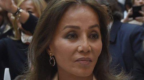 Isabel Preysler, indignada tras la filtración del testamento de Miguel Boyer: 'No se ajusta a la realidad'