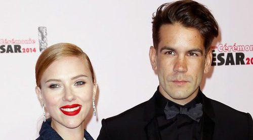 Scarlett Johansson inicia los trámites de divorcio Romain Dauriac y luchará por la custodia de su hija