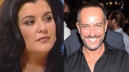 Víctor Sandoval: 'Yo me aparté de Cristina Blanco por miedo, porque decían que era gafe'