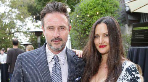 David Arquette y Christina McLarty anuncian el nacimiento de Augustus Alexis Arquette