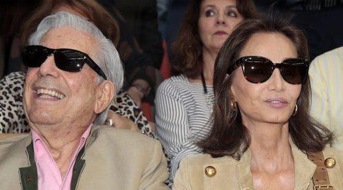 Isabel Preysler y Mario Vargas Llosa o Laura Matamoros se divierten en un festejo taurino en Illescas