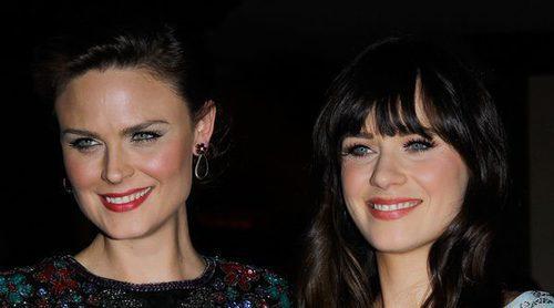 Emily y Zooey Deschanel: dos hermanas apasionadas por la actuación
