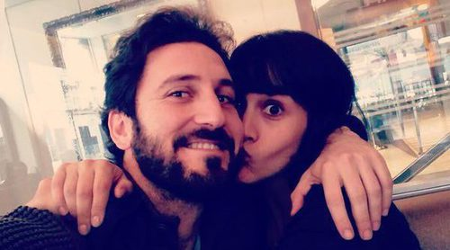 El reencuentro más especial de 'El secreto de Puente Viejo': Megan Montaner y Álex Gadea