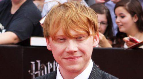 Los estragos de la fama: Rupert Grint casi deja la actuación por culpa de 'Harry Potter'