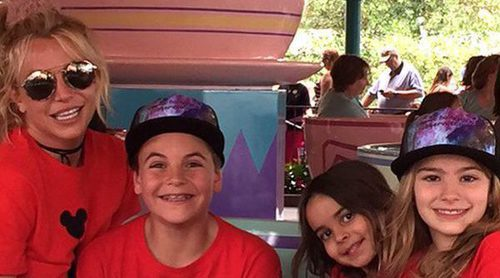 La familia Spears se va de excursión al Planet Hollywood de Disney World tras la recuperación de Maddie Aldridge