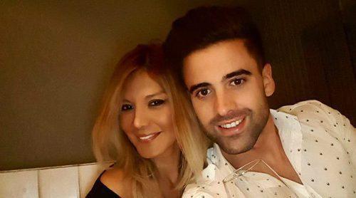 Así de fogosos y románticos han celebrado Ivonne Reyes y Sergio Ayala su primer mes de amor
