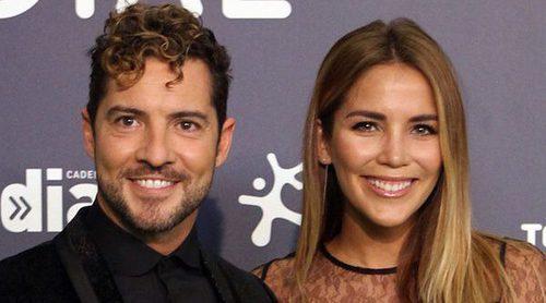 David Bisbal y Rosanna Zanetti derrochan complicidad en los Premios Cadena Dial 2017