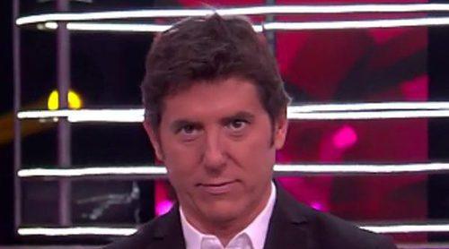 La pullita de Manel Fuentes en 'Tu cara no me suena todavía' al antiguo 'Sálvame Deluxe'
