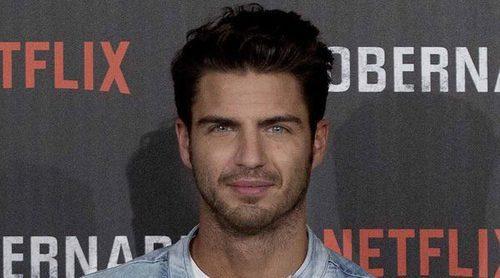 Maxi Iglesias: 'Lo que más me gusta de mi personaje en 'Ingobernable' es que por primera vez no hago de seductor'