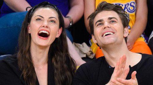 Paul Wesley y Phoebe Tonkin ('Crónicas Vampíricas') se reencuentran tras su ruptura