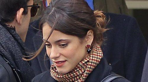 Tini Stoessel y Pepe Barroso Junior, dos enamorados por Madrid tras una comida en familia