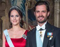 Sofia Hellqvist reaparece radiante en el Palacio Real horas después de anunciarse su segundo embarazo