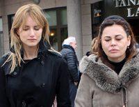 Alba Carrillo, Teresa Bueyes y Loles León, destrozadas en la capilla ardiente de Paloma Gómez Borrero