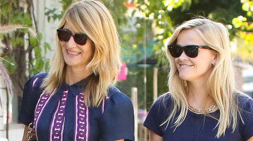 Laura Dern confiesa: 'Mi madre me dijo que estaba siendo una zorra con Reese Witherspoon en 'Big Little Lies'