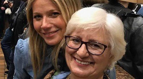 Gwyneth Paltrow regresa a España y se reencuentra con su familia adoptiva en Barcelona
