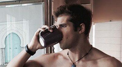 Julián Contreras Jr revoluciona las redes sociales presumiendo de torso musculado