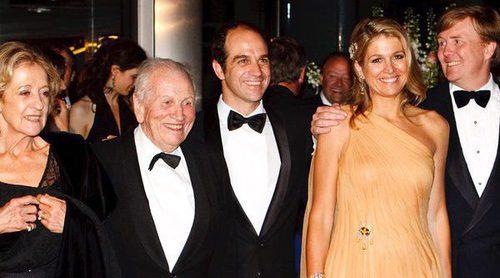 El lamentable aspecto de Jorge Zorreguieta, padre de Máxima de Holanda, tras sufrir un accidente