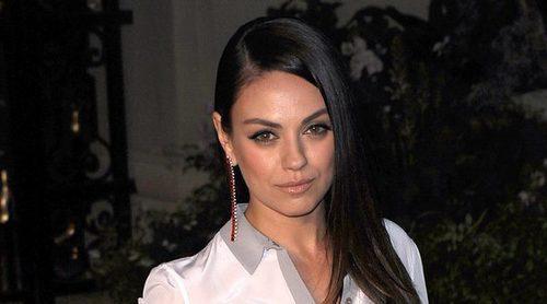 Mila Kunis no tiene planes de tener más hijos con Ashton Kutcher
