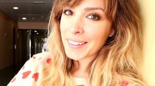 Gisela suspende sus compromisos profesionales para cuidar a su padre en el hospital
