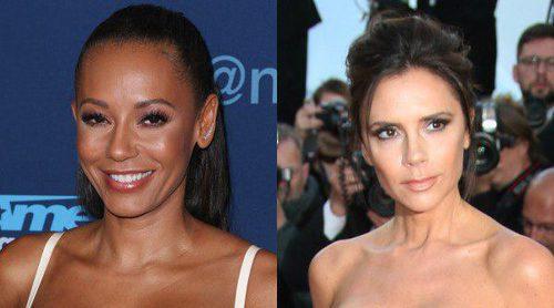 Mel B se enfada con Victoria Beckham por cantar canciones de las Spice Girls en el 'Carpool Karaoke'