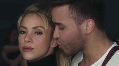 Prince Royce y Shakira juntos: Siguen arrasando gracias a 'Deja Vu'
