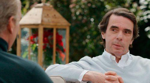 Aznar sobre Rajoy: 'No hemos tenido una relación especialmente intensa'