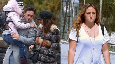 Daniella Bustamante y otros hijos de famosos españoles que sufrieron el divorcio de sus padres