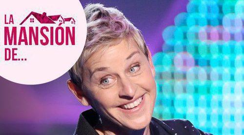 En plena naturaleza: así es la mansión que Ellen DeGeneres tiene en Santa Bárbara