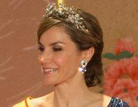Cena de gala en Japón: Del estilo de la Reina Letizia, al brindis inconcluso y la presencia de Masako