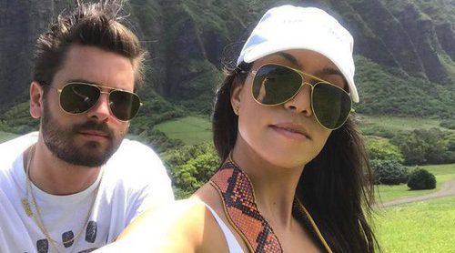 Kourtney Kardashian y Scott Disick se vuelven a dar una oportunidad en sus vacaciones familiares