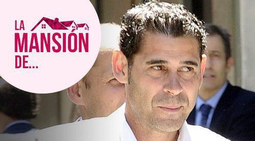 Derrochando encanto: así es la mansión de Fernando Hierro en Madrid