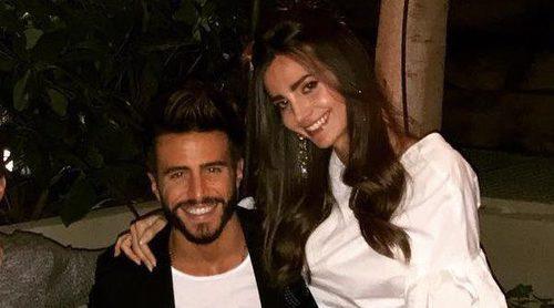 Aylén Milla olvida los celos y a su ex disfrutando de una cena con Marco Ferri, Oriana Marzoli y Luis Mateucci