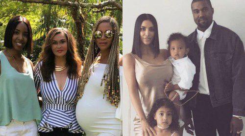 Así han celebrado la Pascua 2017 Victoria Beckham, Beyoncé, Olivia Wilde y Kim Kardashian