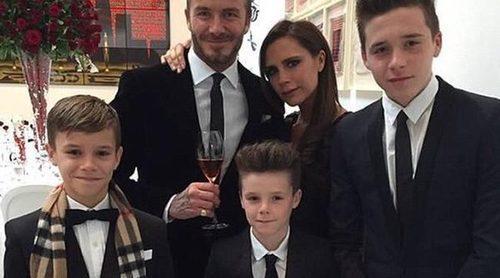 Las adorables felicitaciones que ha recibido Victoria Beckham por su 43 cumpleaños