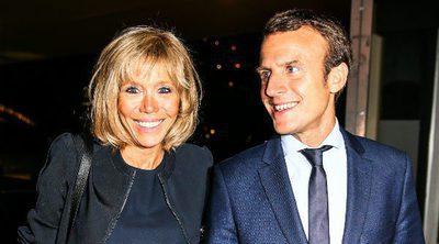 Emmanuel Macron, el político francés que enamoró a su profesora del instituto 24 años mayor que él