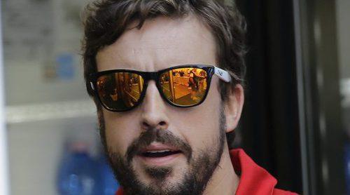 Fernando Alonso, roto de dolor por la muerte de un niño de 11 años en el circuito que lleva su nombre