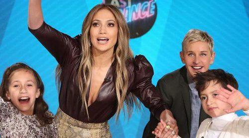La confesión de Jennifer Lopez con sus hijos delante: