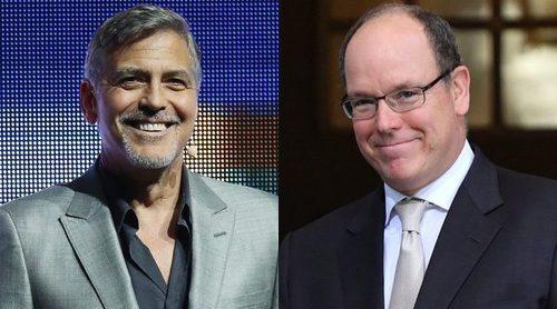 Los consejos de Alberto de Mónaco a George Clooney ante su inminente paternidad de gemelos