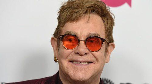 Elton John suspende su gira de conciertos tras sufrir una infección potencialmente mortal