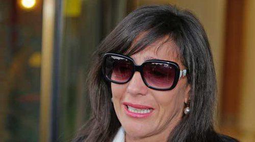Concha Azuara, desolada tras la muerte de Palomo Linares: 'Era el amor de mi vida y teníamos muchos planes'