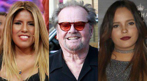 Marilyn Monroe, Jack Nicholson y otros famosos adoptados más allá de Chabelita y Gloria Camila y José Fernando