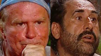 Bigote Arrocet y Juan Miguel, sancionados por la organización de 'Supervivientes 2017'
