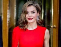 La Reina Letizia, una diva de Hollywood en el 50 cumpleaños del Rey Guillermo de Holanda