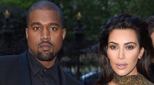 Kim Kardashian plantada por su propio marido: Kanye West no irá con ella a la gala del MET 2017