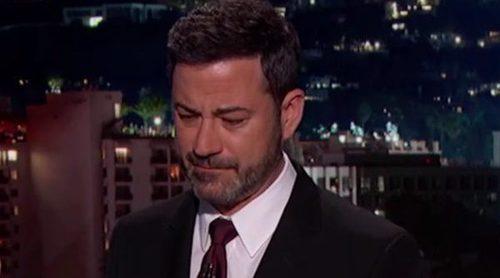 Jimmy Kimmel rompe a llorar al desvelar el calvario que vivió su hijo recién nacido: 'Fue aterrador'