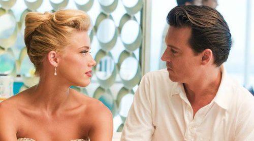Así ha sido la trayectoria de Johnny Depp y Amber Heard tras coincidir en 'Los diarios del ron'