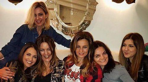'Las pencas': Estas son las grandes amigas que están apoyando a Paula Echevarría en los momentos difíciles