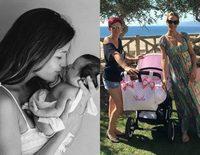 Paula Echevarría, Sara Carbonero o Malena Costa: así celebran las famosas el Día de la Madre 2017